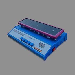 ZNCL-S-D智能数显多点磁力搅拌器